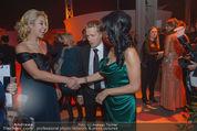 Ronald McDonald Gala - Marx Halle - Do 22.10.2015 - Sabine LISICKI, Oliver POCHER, Sonja KLIMA62