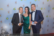 Ronald McDonald Gala - Marx Halle - Do 22.10.2015 - Sabine LISICKI, Oliver POCHER, Sonja KLIMA80