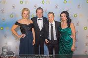 Ronald McDonald Gala - Marx Halle - Do 22.10.2015 - Sabine LISICKI, Oliver POCHER, Sonja KLIMA, Andreas SCHWERLA81