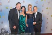 Ronald McDonald Gala - Marx Halle - Do 22.10.2015 - Sabine LISICKI, Oliver POCHER, Sonja KLIMA, Andreas SCHWERLA82