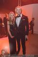 Ronald McDonald Gala - Marx Halle - Do 22.10.2015 - Leo HILLINGER mit Ehefrau Evelyn (Evelin)83
