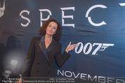 James Bond Spectre Kinopremiere - Cineplexx Wienerberg - Mi 28.10.2015 - Constanze BREITEBNER11
