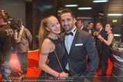 James Bond Spectre Kinopremiere - Cineplexx Wienerberg - Mi 28.10.2015 - Ines und Fadi MERZA13