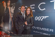 James Bond Spectre Kinopremiere - Cineplexx Wienerberg - Mi 28.10.2015 - Daniel GEYER, Kati BELLOWITSCH32