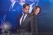 James Bond Spectre Kinopremiere - Cineplexx Wienerberg - Mi 28.10.2015 - Ramesh NAIR, Vera RUSSWURM46