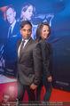 James Bond Spectre Kinopremiere - Cineplexx Wienerberg - Mi 28.10.2015 - Ramesh NAIR, Vera RUSSWURM47
