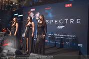 James Bond Spectre Kinopremiere - Cineplexx Wienerberg - Mi 28.10.2015 - SEDONIA66