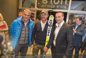 Winteropening - Nora Pure Sports - Do 29.10.2015 - Christian CLERICI, Hermann MAIER, Harald SAUER11