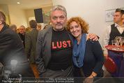Österreichischer Kabarettpreis - Urania - Di 03.11.2015 - Werner BRIX mit Begleitung (Ehefrau Magdalena??)21