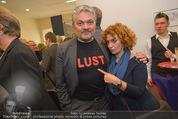 Österreichischer Kabarettpreis - Urania - Di 03.11.2015 - Werner BRIX mit Begleitung (Ehefrau Magdalena??)22