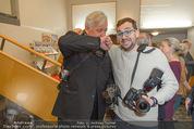 Österreichischer Kabarettpreis - Urania - Di 03.11.2015 - Erich JOHAM mit Sohn Stefan3
