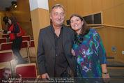 Österreichischer Kabarettpreis - Urania - Di 03.11.2015 - Andreas VITASEK mit Ehefrau Daria37