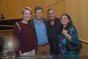 Österreichischer Kabarettpreis - Urania - Di 03.11.2015 - Martina und Kari HOHENLOHE, Andreas VITASEK mit Ehefrau Daria41