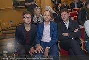 Österreichischer Kabarettpreis - Urania - Di 03.11.2015 - Fritz JERGITSCH, Andreas Mailath POKORNY, Rupert HENNING45