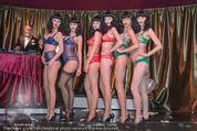 10 Jahre Lena Hoschek - Palazzo - Do 05.11.2015 - Models in Palmers by Lena H auf der B�hne (Dessous)107