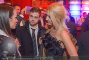 10 Jahre Lena Hoschek - Palazzo - Do 05.11.2015 - Kathi MENZINGER mit Begleitung Lukas21