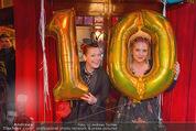 10 Jahre Lena Hoschek - Palazzo - Do 05.11.2015 - Niki OSL, Enie VAN DE MEIKLOKJES38