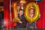 10 Jahre Lena Hoschek - Palazzo - Do 05.11.2015 - Niki OSL, Enie VAN DE MEIKLOKJES39