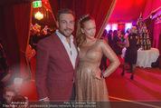 10 Jahre Lena Hoschek - Palazzo - Do 05.11.2015 - Vera (B�HNISCH) und Franz Joseph DOPPLER81