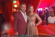 10 Jahre Lena Hoschek - Palazzo - Do 05.11.2015 - Vera (B�HNISCH) und Franz Joseph DOPPLER82