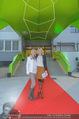 Eröffnung des Eingangsbereichs - base19 - Di 10.11.2015 - 10