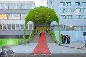 Eröffnung des Eingangsbereichs - base19 - Di 10.11.2015 - 2