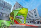 Eröffnung des Eingangsbereichs - base19 - Di 10.11.2015 - 24