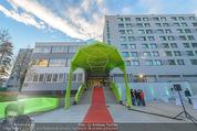 Eröffnung des Eingangsbereichs - base19 - Di 10.11.2015 - 3