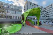 Eröffnung des Eingangsbereichs - base19 - Di 10.11.2015 - 4