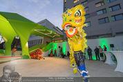 Eröffnung des Eingangsbereichs - base19 - Di 10.11.2015 - 43