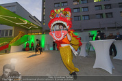 Eröffnung des Eingangsbereichs - base19 - Di 10.11.2015 - 45