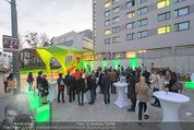 Eröffnung des Eingangsbereichs - base19 - Di 10.11.2015 - 47