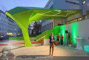 Eröffnung des Eingangsbereichs - base19 - Di 10.11.2015 - 50