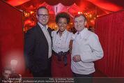 Premiere - Palazzo - Mi 11.11.2015 - Toni M�RWALD, Arabella KIESBAUER mit Florens (EBLINGER)1