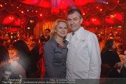 Premiere - Palazzo - Mi 11.11.2015 - Toni M�RWALD mit Ehefrau Eva34