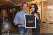 Skilehrerinnen Kalender - Bettelalm - Mi 11.11.2015 - Markus PROCK mit einem Kalendermodel (am Foto)1