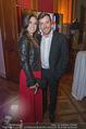 Signa Törggelen - Palais Harrach - Do 12.11.2015 - Rene BENKO mit Ehefrau Natalie58