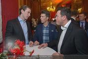 Signa Törggelen - Palais Harrach - Do 12.11.2015 - Sebastian KURZ, Florian GSCHWANDTNER, Rene BENKO92