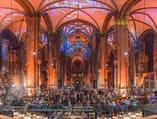 Electric Church - Stephansdom - Fr 13.11.2015 - Publikum, Zuschauerraum, G�ste, Kirche innen19