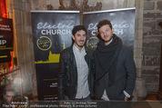 Electric Church - Stephansdom - Fr 13.11.2015 - Ilan und Nuriel MOLCHO7