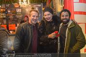 Heute Charitypunsch - Christkindlmarkt Stephansplatz - So 15.11.2015 - Markus POHANKA, Andrea BUDAY, Morteza TAVAKOLI37