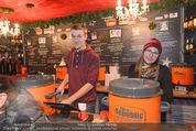 Heute Charitypunsch - Christkindlmarkt Stephansplatz - So 15.11.2015 - Punsch-Ausschank38