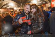 Heute Charitypunsch - Christkindlmarkt Stephansplatz - So 15.11.2015 - Manfred und Nelly BAUMANN4
