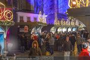 Heute Charitypunsch - Christkindlmarkt Stephansplatz - So 15.11.2015 - Punschstand6