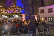 Heute Charitypunsch - Christkindlmarkt Stephansplatz - So 15.11.2015 - Punschstand7
