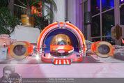 PK Der Liebestrank - Palmenhaus - Mo 16.11.2015 - Modell der B�hne (Musicbox)58