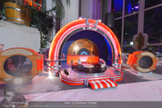 PK Der Liebestrank - Palmenhaus - Mo 16.11.2015 - Modell der B�hne (Musicbox)59