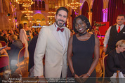 Look! Woman of the Year-Awards 2015 - Rathaus - Di 17.11.2015 - Clemens UNTERREINER, Auma OBAMA134
