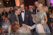 Look! Woman of the Year-Awards 2015 - Rathaus - Di 17.11.2015 - Farah DIBA PAHLAVI, Sir Roger MOORE mit Ehefrau Lady Kristina150