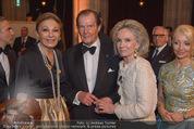 Look! Woman of the Year-Awards 2015 - Rathaus - Di 17.11.2015 - Farah DIBA PAHLAVI, Sir Roger MOORE mit Ehefrau Lady Kristina160